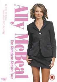 Ally McBeal – Complete Season 4 (Import DVD)