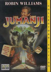 Jumanji (1995)(DVD)