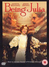 Being Julia - (Import DVD)