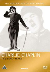 Charlie Chaplin-Early Years - (Import DVD)