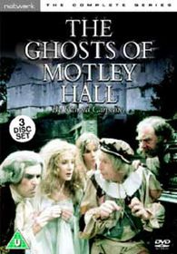 Ghosts Of Motley Hall - (Import DVD)
