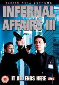 Infernal Affairs 3 - (Import DVD)