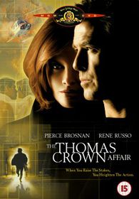 Thomas Crown Affair (1999) - (Import DVD)