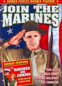 Marines Are Coming/Join the Marines - (Region 1 Import DVD)