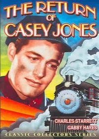 Return of Casey Jones - (Region 1 Import DVD)