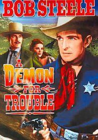 Demon for Trouble/Matt Clark Railroad Detective Meets Johnny Ringo - (Region 1 Import DVD)