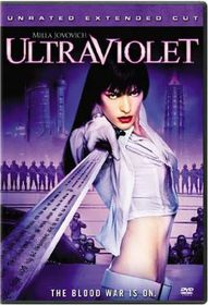 Ultraviolet (Unrated, Extended Cut) (Region 1 Import DVD)