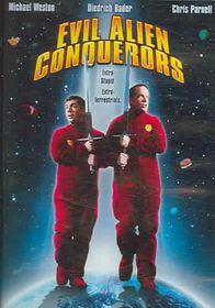 Evil Alien Conquerors - (Region 1 Import DVD)
