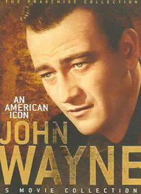 John Wayne:American Icon Collection - (Region 1 Import DVD)