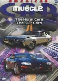 American Muscle Car - The Hurst Cars/The Slip Cars - (Region 1 Import DVD)