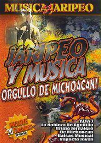Jaripeo Y Musica Puro Durango - (Region 1 Import DVD)