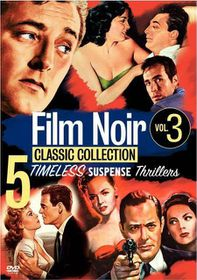 Film Noir Classics Collection:Vol 3 - (Region 1 Import DVD)