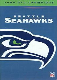 Nfl Seattle Seahawks Nfc Champions - (Region 1 Import DVD)