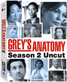 Grey's Anatomy:Second Season - (Region 1 Import DVD)