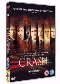 Crash (Sandra Bullock) - (Import DVD)