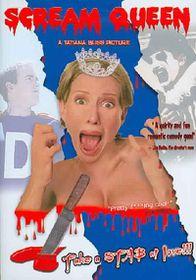 Scream Queen - (Region 1 Import DVD)