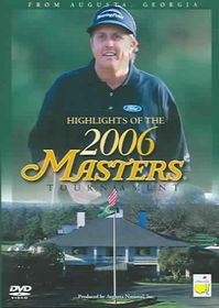 Highlights of the 2006 Masters Tournament - (Region 1 Import DVD)