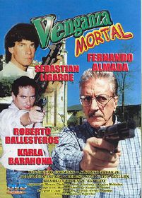 Venganza Mortal - (Region 1 Import DVD)
