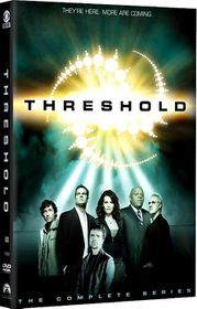 Threshold:Complete Series - (Region 1 Import DVD)