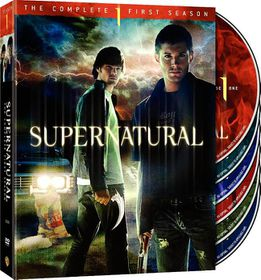 Supernatural:First Season - (Region 1 Import DVD)