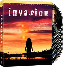 Invasion :First Season - (Region 1 Import DVD)