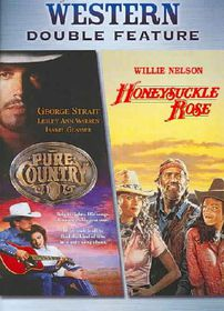 Pure Country/Honeysuckle Rose - (Region 1 Import DVD)