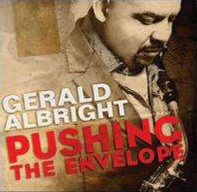 Gerald Albright - Pushing The Envelope (CD)