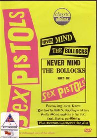 Sex Pistols-Never Mind The... (Classic Albums) - (Import DVD)