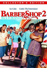 Barbershop 2: Back in Business - (DVD)