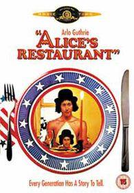 Alice's Restaurant - (Import DVD)