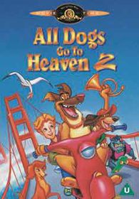 All Dogs Go To Heaven 2 - (Import DVD)