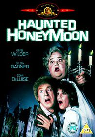 Haunted Honeymoon - (Import DVD)