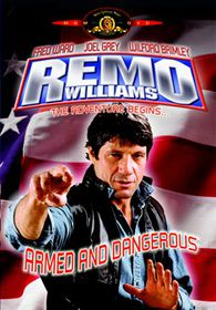 Remo Williams-Adventure Begins - (Import DVD)
