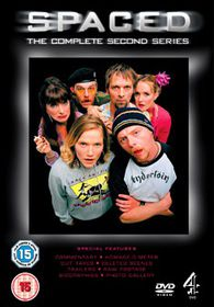Spaced-Complete Series 2 - (Import DVD)