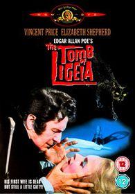 Tomb Of Ligeia - (Import DVD)
