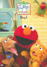 Elmo's World:Pets - (Region 1 Import DVD)