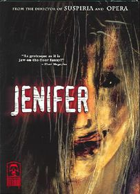 Masters of Horror - Dario Argento: Jenifer - (Region 1 Import DVD)