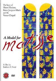 Model for Matisse - (Region 1 Import DVD)