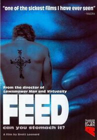 Feed - (Region 1 Import DVD)