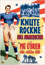 Knute Rockne All American - (Region 1 Import DVD)