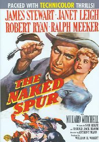 Naked Spur - (Region 1 Import DVD)