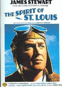 Spirit of St Louis - (Region 1 Import DVD)