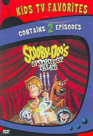 Scooby Doo's Spookiest Tales - (Region 1 Import DVD)
