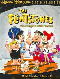 Flintstones:Complete Sixth Season - (Region 1 Import DVD)