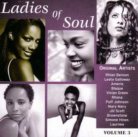 Ladies Of Soul 3 - Various Artists (CD)