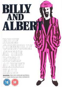 Billy And Albert - Billy Connolly Live At The Royal Albert Hall (Import DVD)