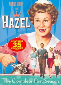 Hazel:Complete First Season - (Region 1 Import DVD)