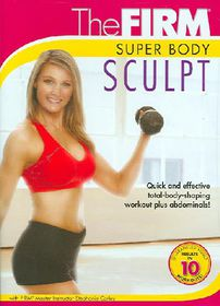 Super Body Sculpt - (Region 1 Import DVD)