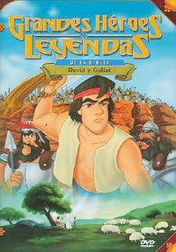 David and Goliath - (Region 1 Import DVD)