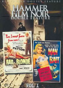 Hammer Film Noir Vol 1 - (Region 1 Import DVD)